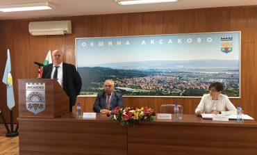 С тържествена сесия Аксаково отбеляза 15-годишнината си като град