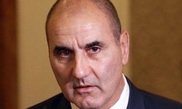 Цветанов вече е освободил кабинета си в централата на ГЕРБ