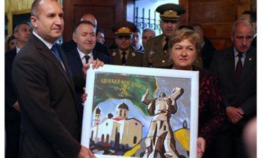 Президентът Румен Радев в Клисура: Винаги ще славим възкресението на народа ни от робството