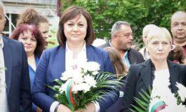 Нинова: Възстановяването на България минава през свалянето на правителството на Борисов