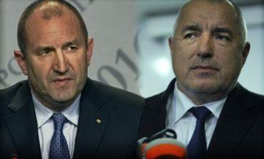 Радев и Борисов в остър сблъсък - кой ползва държавни пари за предизборна кампания