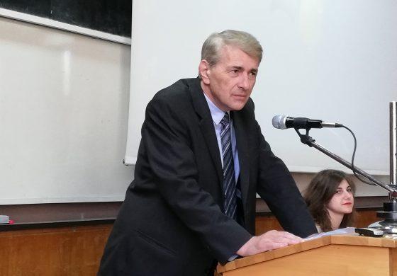 Проф. д-р инж. Венцислав Вълчев е новият ректор на ТУ – Варна, мандат 2019-2023г.
