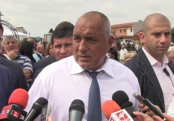 Борисов към медиите: Не се изкушавайте в жълтенията да се показвате най-информирани