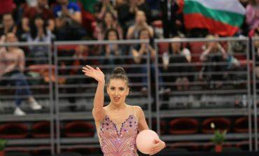 Катрин Тасева спечели сребро на топка на Европейските игри в Минск