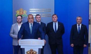 Борисов за сделката с ЧЕЗ: Не знам кой стои зад Еврохолд. Питайте Цветанов! Той вече не е от ГЕРБ