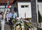 Откриха паметник на загиналите във войните от село Здравец