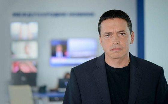 Васил Иванов се връща в Нова ТВ по лична покана от Домусчиев