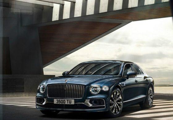 """""""Летящата шпора"""" на Bentley – най-бързият седан на света"""