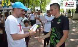 Община Девня се включи в кампанията Нестле за Живей Активно (снимки)