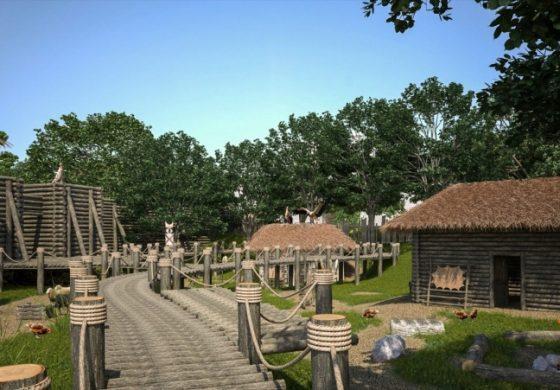 До дни откриват нашенски Исторически парк, който ще е най-големият в света (СНИМКИ)