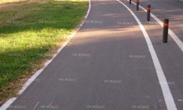Нова пешеходна алея свързва село Шкорпиловци и курортния комплекс в община Долни Чифлик
