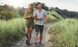 Ходенето пеша топи килограми и намалява стреса