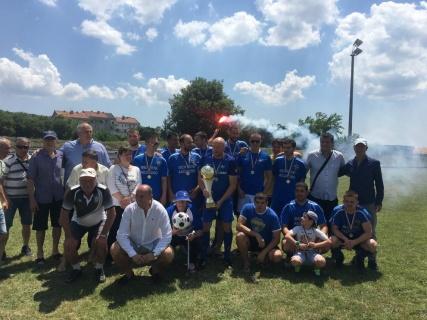 """""""Левски Аксаково"""" е общинският футболен шампион"""
