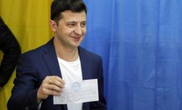 Украйна избира парламент
