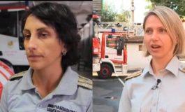 Можещи и отговорни - жени, началници на пожарни служби у нас