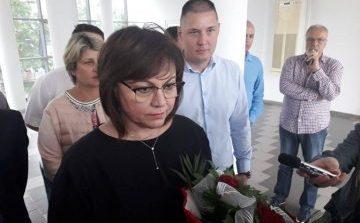 Корнелия Нинова пристига във Варна с цялото Изпълнително бюро. Милена Драгнева ще дава обяснения