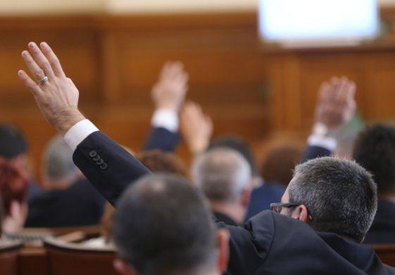 1 лев партийна субсидия решиха депутатите