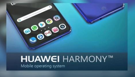 След забраната за Huawei да използват Android – компанията регистрира своя операционна система