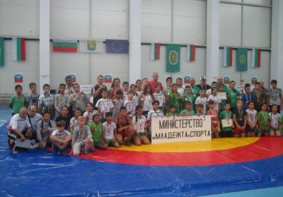 Общо 110 борци спориха за медали в Игрите на БАСС в Дългопол
