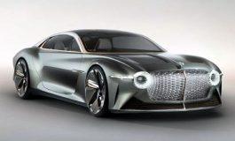 Bentley показа електрическото си бъдеще