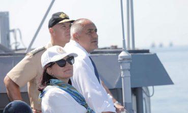 Бойко Борисов във Варна: F-16, блок 70, ще са авторитет за всички в региона! Сега ще купим и кораби, няма къде да отидем