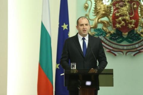 Президентът наложи вето на върху даренията за партиите