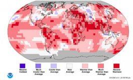 През юни Земята е вдигнала рекордна температура