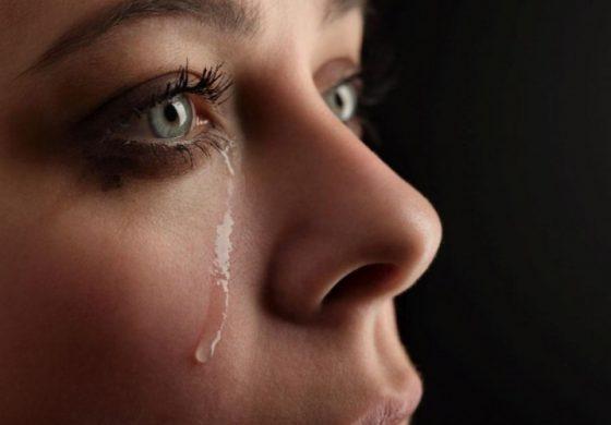 Ако не плачете, тялото ви ще го направи вместо вас