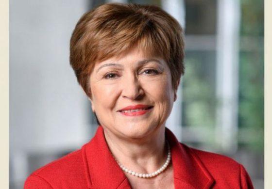 Русия подкрепя Кристалина Георгиева за шеф на МВФ: Тя е блестящ дипломат