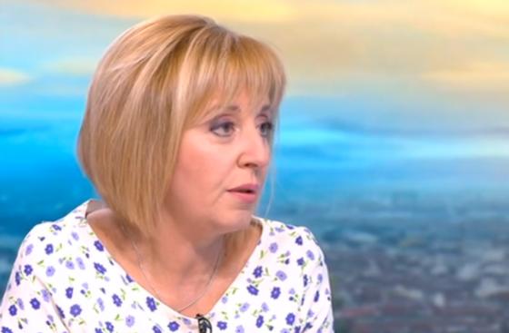 Мая Манолова: Ако реша да се кандидатирам, ще стана кмет!