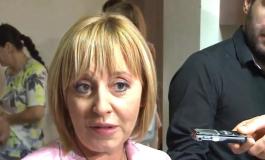Мая Манолова: Социологически изследвания не коментирам