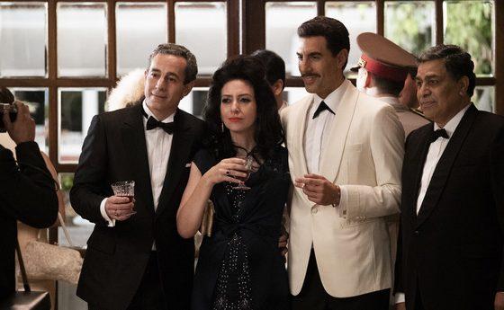 The Spy: Саша Барън Коен става сериозен за ролята на легендарен агент на Мосад