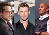Кои са най-скъпоплатените актьори в света за 2019 г.