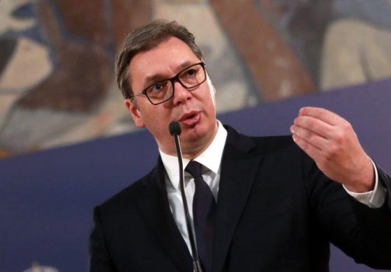 Вучич: Сърбия няма да влиза в НАТО