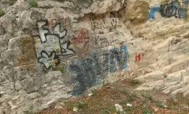 Ученици алармират: Вандали посягат на Чудните скали до село Аспарухово