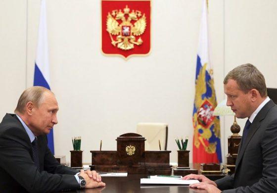 """Путин посочи """"наследник"""" - Игор Бабушкин, полковник от ФСБ. Губернаторът на Астраханска област е новата звезда в Кремъл"""