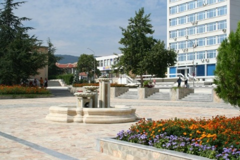 "Инициативата ""Олимпийски игри за всички"" се проведе в Аксаково за 15-ата годишнина на града"