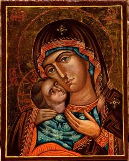 Света Богородица сбъдва желания