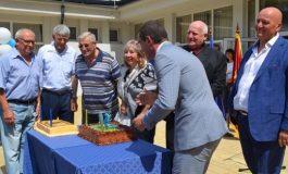Седем кмета духнаха свещичките за юбилея на Девня