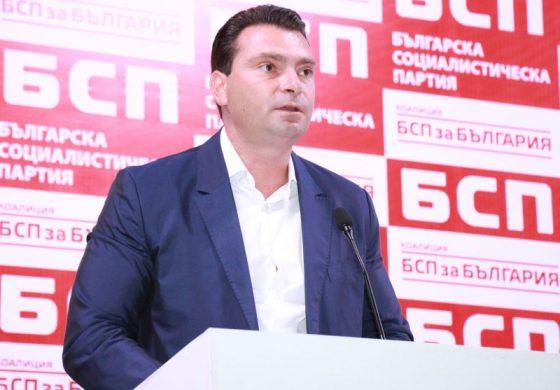 Паргов: Единствената възможност да нанесем съкрушителeн удар на ГЕРБ е кандидатурата на Мая Манолова