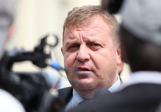 """Красимир Каракачанов: България не трябва да казва """"да"""" за започване на преговори на Македония за ЕС!"""