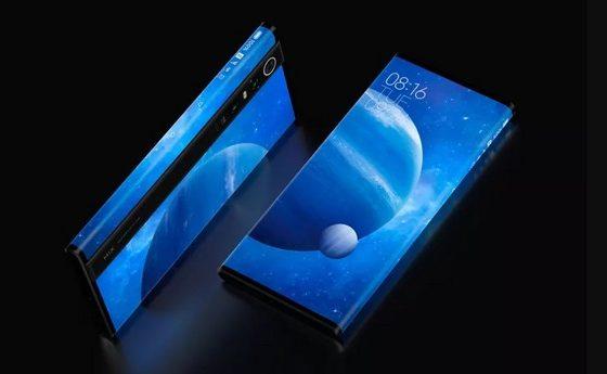 """""""Алфата"""" на Xiaomi – смарфонът, който е на 99 процента дисплей"""