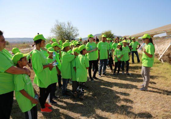 """В """"Солвей Соди"""" засаждат дръвчета в подкрепа на срещата на ООН за борба с климатичните промени"""