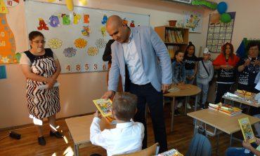 """Тържествено бе открита новата учебна година в СУ """"Христо Ботев"""" - с. Ветрино"""
