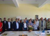 Георги Тронков поздрави всички първолаци с първия учебен ден