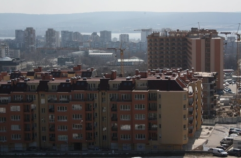 BG имотите поскъпнаха с 35% заради скок на доходите и падането на лихвите