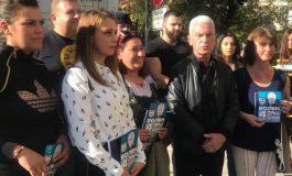 Майки и спортисти зад Волен за кмет на София