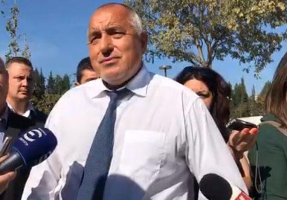 """Борисов: Първо ще направим """"Хемус"""", после пътищата в Северозападна България"""