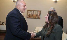 Борисов към Херо Мустафа: България и САЩ са съюзници и стратегически партньори