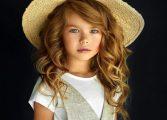 6-годишно момиченце изуми с красотата си, стана звезда в Instagram